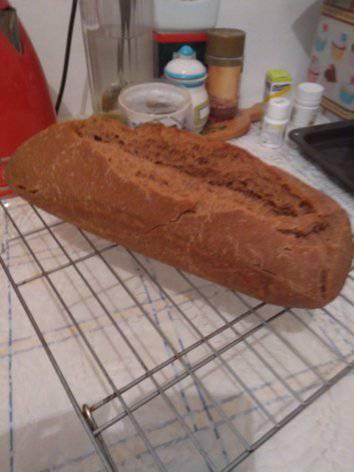 Хлеб из цельнозерновой полбяной муки от Смарад