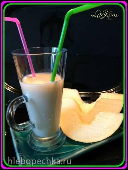 Молоко из дынных семечек в блендере-суповарке Kromax Endever Skyline