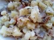 Салат из сельди с картофелем и орегано Салат из сельди с картофелем и орегано