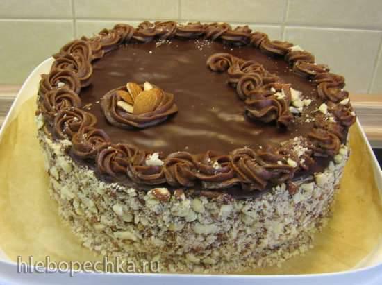 Торт Верховина (ГОСТ-1975)