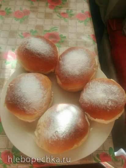 Булочки по мотивам Невского пирога