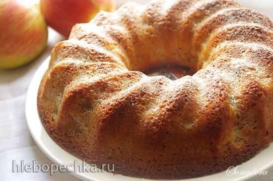 """Конкурс от Steba """"Блюда из духовки"""" Шведский яблочный пирог"""
