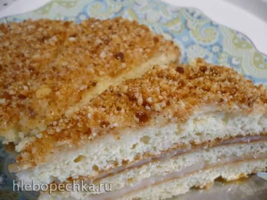 Торт «Королевский десерт»