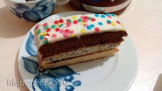 Тортик на сгущенке Тортик на сгущенке