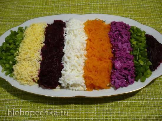 Сегодня день сельди - готовим селедочку в разных вариантах Сельдь в нарядной шубке