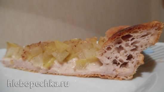 Яблочный пирог Zvezda Яблочный пирог Zvezda