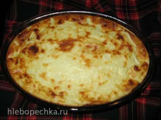Болгарская кухня Пилешка дроб сарма