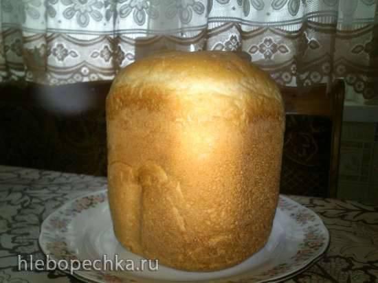 Хлеб «Фермерский» (хлеб белый пышный)