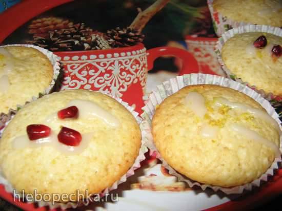 Творожные кексы (Rahkamuffinit)Творожные кексы (Rahkamuffinit)