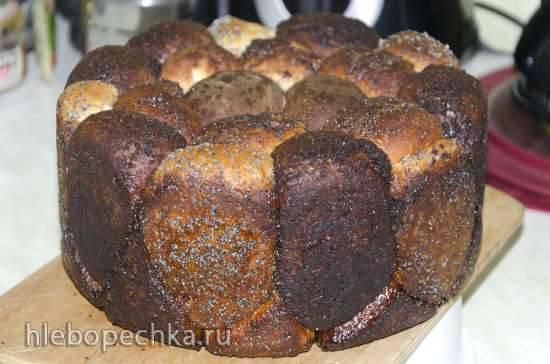 Хлеб обезьяний шоколадный Хлеб обезьяний шоколадный