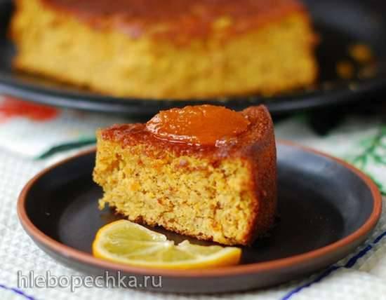 Пасхальный апельсиновый торт Пасхальный апельсиновый торт