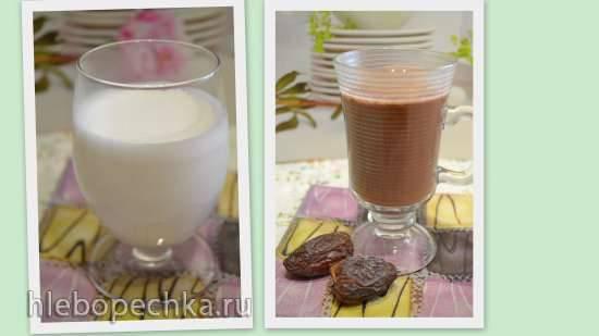 Растительное молоко, сливки и их использование в кулинарии