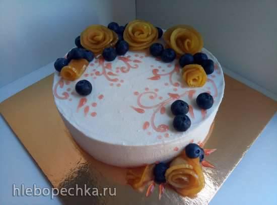 Торт для ребенка, которому ничего нельзя