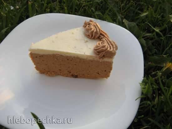 Торт кофейный (без выпечки) Торт кофейный (без выпечки)
