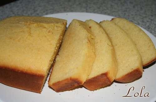 Кукурузный бездрожжевой хлеб Кукурузный бездрожжевой хлеб