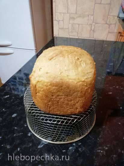 Delta DL-8007B. Пшенично-гречневый хлеб на молоке