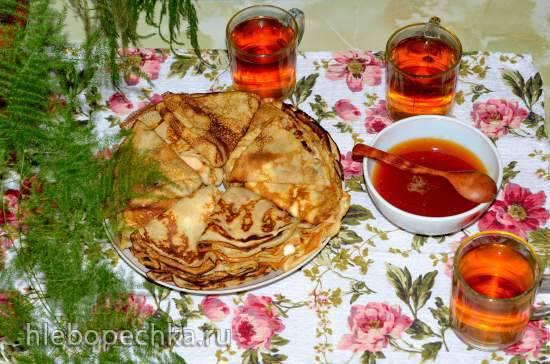 Монгольский чай из березового гриба чаги