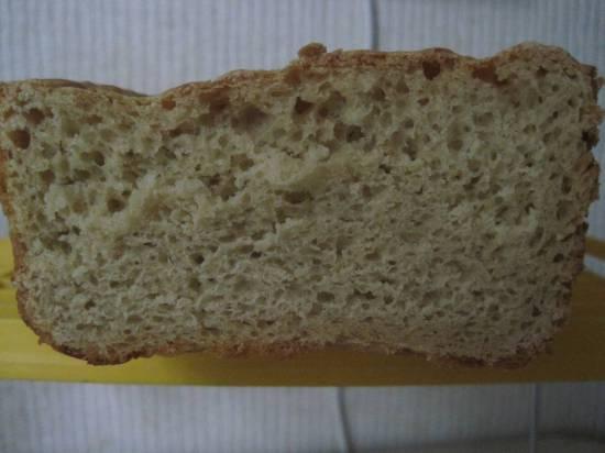 """Хлеб """"Золотистый лён"""""""