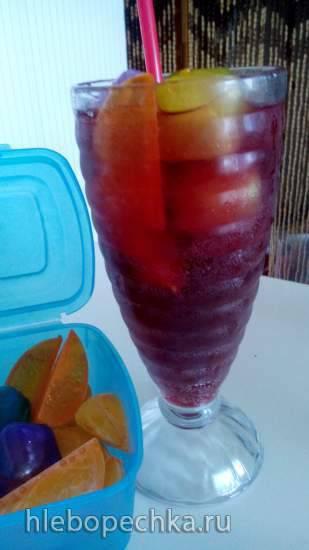Домашняя наливочка Почти Сангрия (безалкоголный прохладительный напиток)