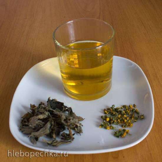 Васильковый чай Репешок как растение для чая