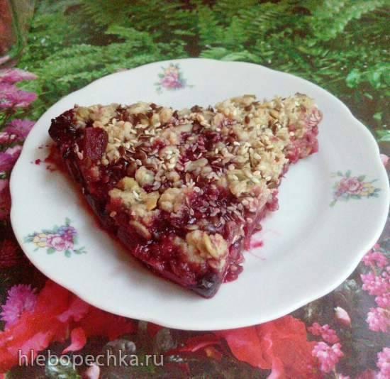 Фруктово-ягодный крамбл в Тортилке (Tortilla Chef 118000 Princess) Фруктово-ягодный крамбл в Тортилке (Tortilla Chef 118000 Princess)