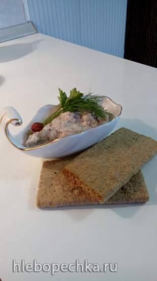 Свекла с грецкими орехами (пхали)