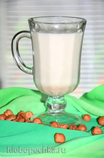 Ореховое молоко из фундука