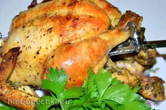 Куриные бедра на гриле (электрический гриль Steba 4.4)