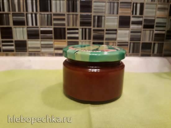 Кетчуп изумрудный из зеленых помидор