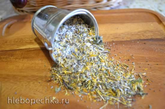 Кулинарная соль «Костерок»