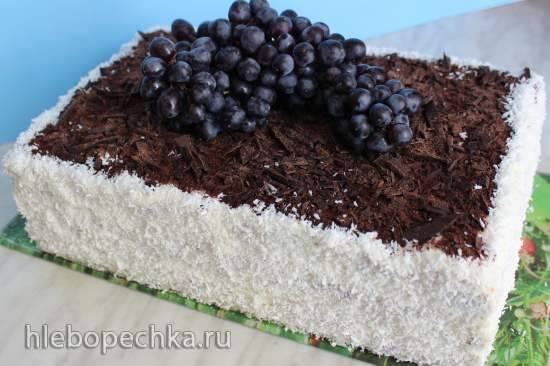Торт Виноградная гроздь