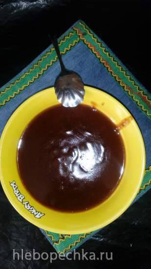 Соус из Макдоналдс кисло-сладкий