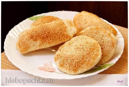 Печенье с кунжутом Печенье с кунжутом