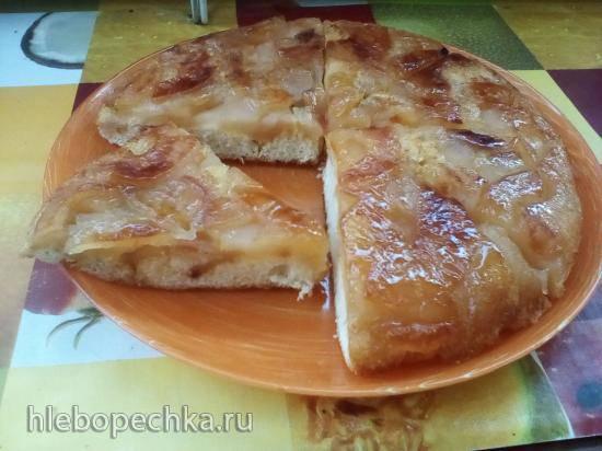 """Яблочный пирог """"Янтарный торт"""" от Людочки-lappl1 в Tortilla Chef 118000 Princess"""