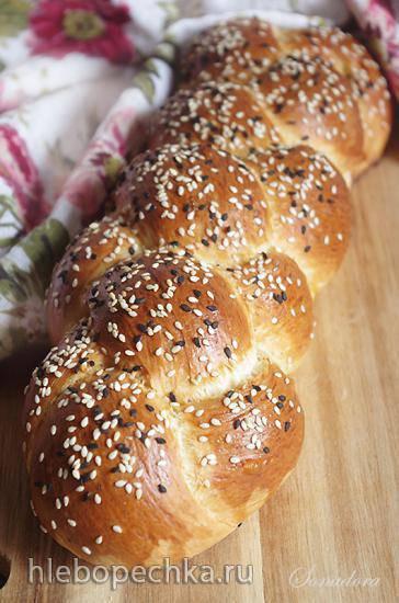 Бернский хлеб (Jeffrey Hamelman)