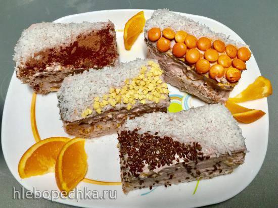 Морковные пироженые для стройности талии