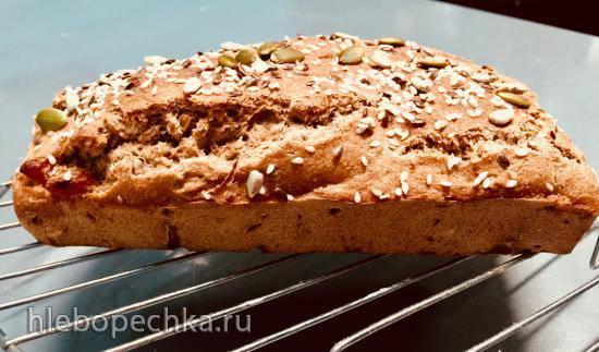 Хлеб с семечками и сухофруктами... для худеющих Хлеб с семечками и сухофруктами... для худеющих
