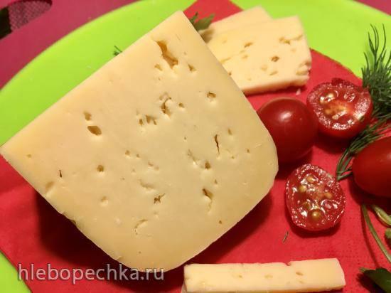 Российский сыр - гордость отечественных сыроваров