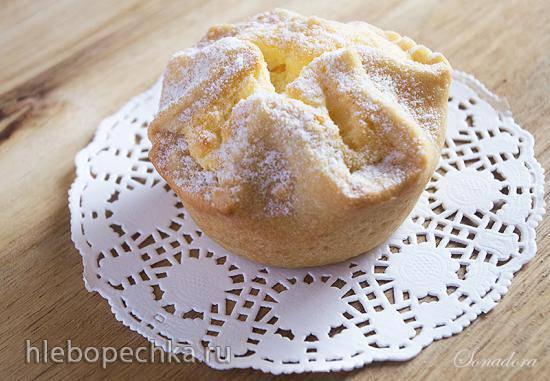 Итальянское пирожное Соффиони Итальянское пирожное Соффиони