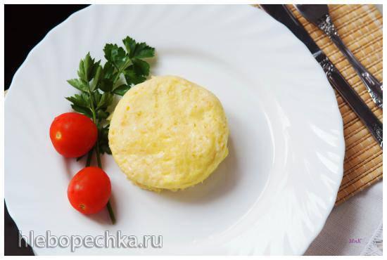 Омлет с сыром (рецепт 1953 г.) Омлет с сыром (рецепт 1953 г.)