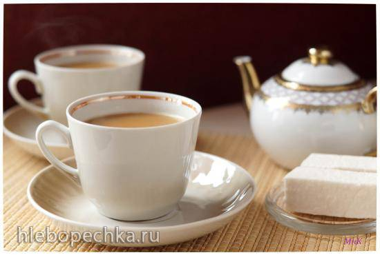 Королевский молочный чай