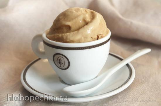 """Джелато """"Карамельный кофе"""""""