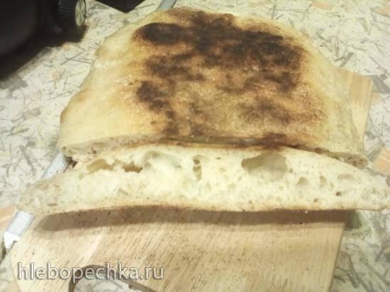 Чиабатта легкая в Tortilla Chef 118000 (и в аэрогриле)