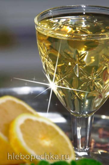 Ликер Пьяный лимон