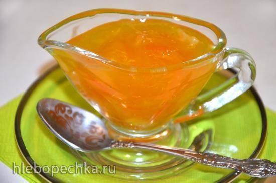 Конфитюр апельсиновый