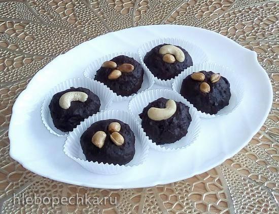 Десертные мини-пироженки-конфетки