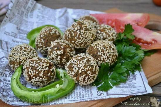 Нут - радость для вегетарианцев и желающих похудеть