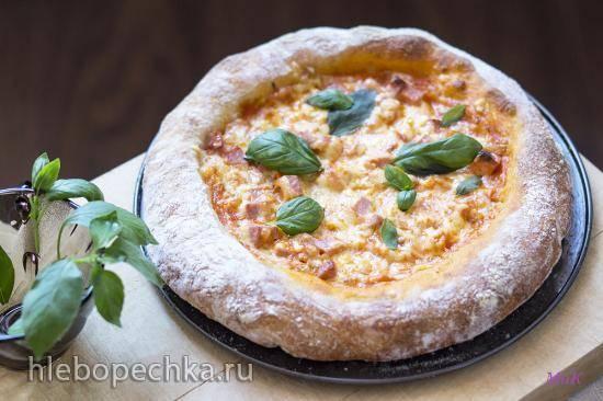 """Пицца от Ренато Боско, а так же о том, зачем необходимы шлепок ладонью и """"правило 55"""""""