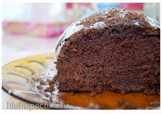 """Шоколадный кекс на пиве """"От Наташи"""""""