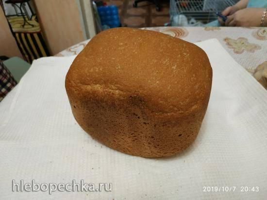 Moulinex OW240E30. Хлеб пшенично-ржаной